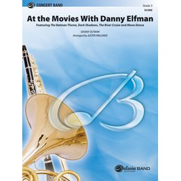 At the Movies with Danny Elfman - Elfman, Danny -...