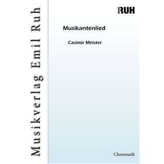Musikantenlied - Meister, Casimir
