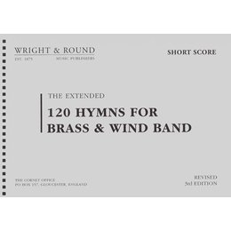 120 Hymns for Brass and Wind Band - Steadman-Allen, Ray