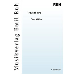 Psalm 103 - Müller, Paul