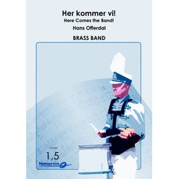 Here comes the Band (Her Kommer vi) - Offerdal, Hans