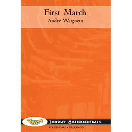 First March - Waignein, Andre