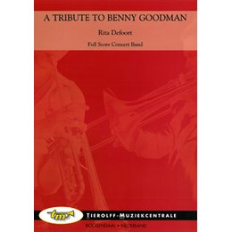 A Tribute to Benny Goodman - Defoort, Rita