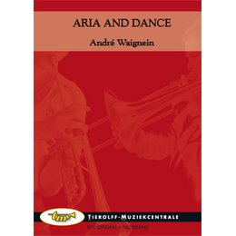 Aria and Dance - Waignein, Andre