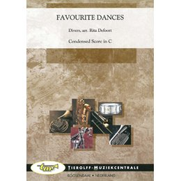 Favourite Dances - Defoort, Rita