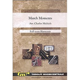 March Moments - Michiels, Charles