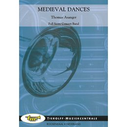 Medieval Dances - Asanger, Thomas