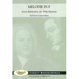 Melodie in F - Rubinstein, Anton - Hautvast, Willy