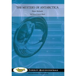 The Mystery of Antarctica - Richards, Harry