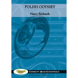 Polish Odyssey - Richards, Harry
