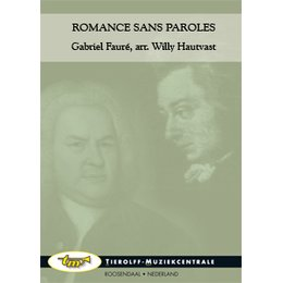 Romance Sans Paroles - Faure, Gabriel - Hautvast, Willy