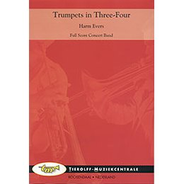 Trumpets in Three-Four - Evers, Harm