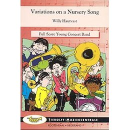Variations on a Nursery Song - Hautvast, Willy