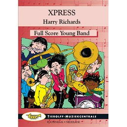 Xpress - Richards, Harry