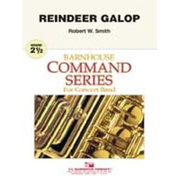 Reindeer Galop - Smith, Robert W.
