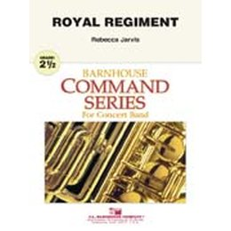 Royal Regiment - Jarvis, Rebecca