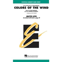 Colors of the Wind - Menken, Alan - Higgins, John