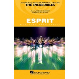 Incredibles, The - Giacchino, Michael - Murtha, Paul