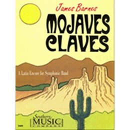 Mojaves Claves - Barnes, James
