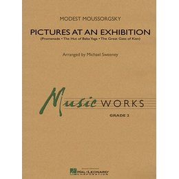 Pictures at an Exhibition - Mussorgsky, Modest - Sweeney,...