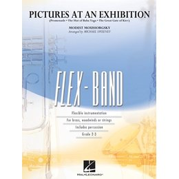 Pictures at an Exhibition (Excerpts) - Mussorgsky, Modest...