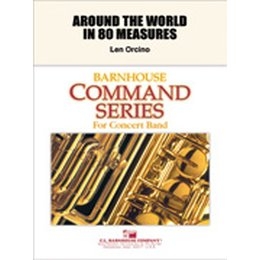 Around the World in 80 Measures - Orcino, Len