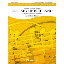 Lullaby of Birdland - Tinner, Gilbert
