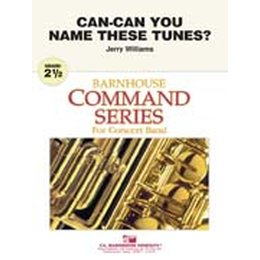 Can-Can You Name These Tunes? - Williams, Jerry