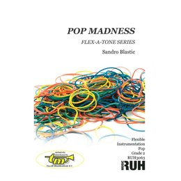 Pop Madness - Blastic, Sandro