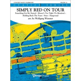 Simply Red On Tour - Wössner, Wolfgang