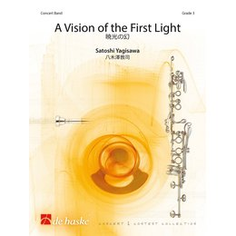 A Vision of the First Light - Yagisawa, Satoshi