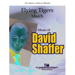 Flying Tigers - Shaffer, David
