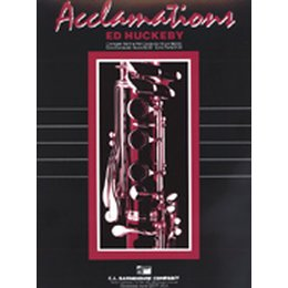 Acclamations - Huckeby, Ed