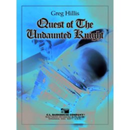 Quest of the Undaunted Knight - Hillis, Greg