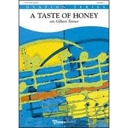 A Taste of Honey - Scott, Bobby - Tinner, Gilbert