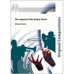 The Legend of the Amber Room - Geisler, Michael