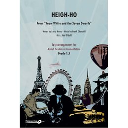 Heigh-Ho (From Snow White and the Sewen Dwarfs - Morey,...