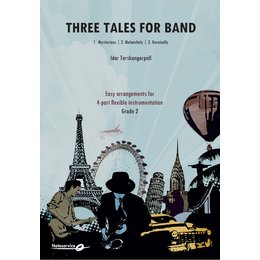 Three Tales for Band - Torskangerpoll, Idar