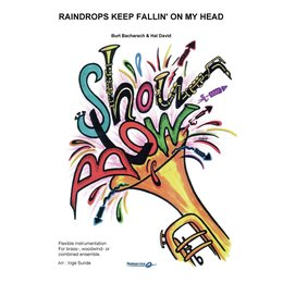 Raindrops Keep Fallin On My Head - Bacharach, Burt -...