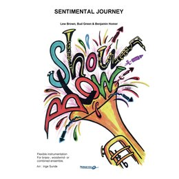Sentimental Journey - Brown, Green & Homer - Sunde, Inge