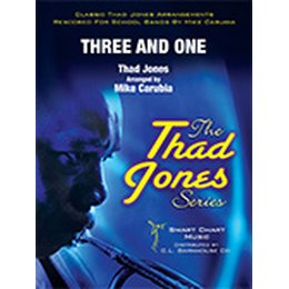 Three and One - Jones, Thad - Carubia, Mike