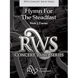 Hymn For The Steadfast - Connor, Mark J.