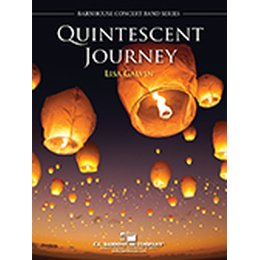 Quintescent Journey - Galvin, Lisa$