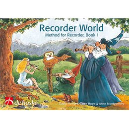 Recorder World 1 - Purfleet, David - Hope, Gavin -...