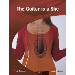 The Guitar is a She - Bartlema, Jan