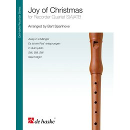 Joy of Christmas - Spanhove, Bart