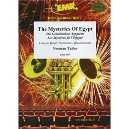 The Mysteries Of Egypt - Tailor, Norman