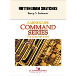 Nottingham Sketches - Behrman, Tracy