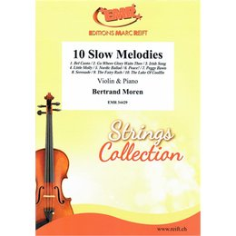 10 Slow Melodies - Moren, Bertrand