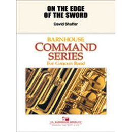 On the Edge of the Sword - Shaffer, David